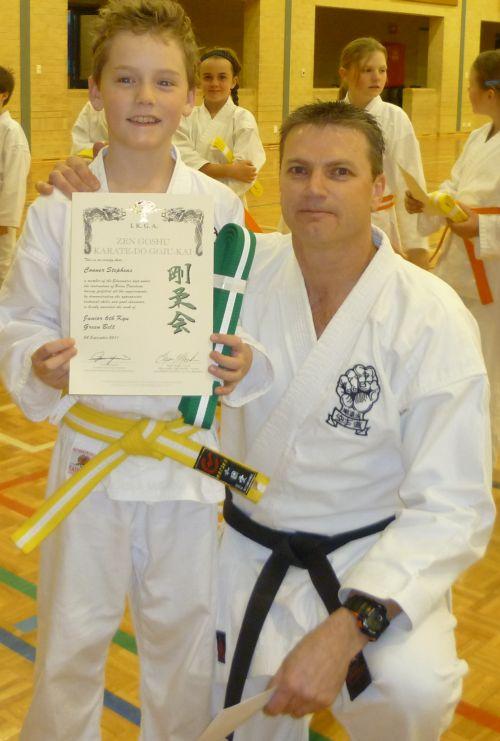 conor stephens september grading 2011